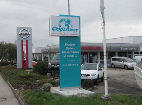 Standort Chipsaway