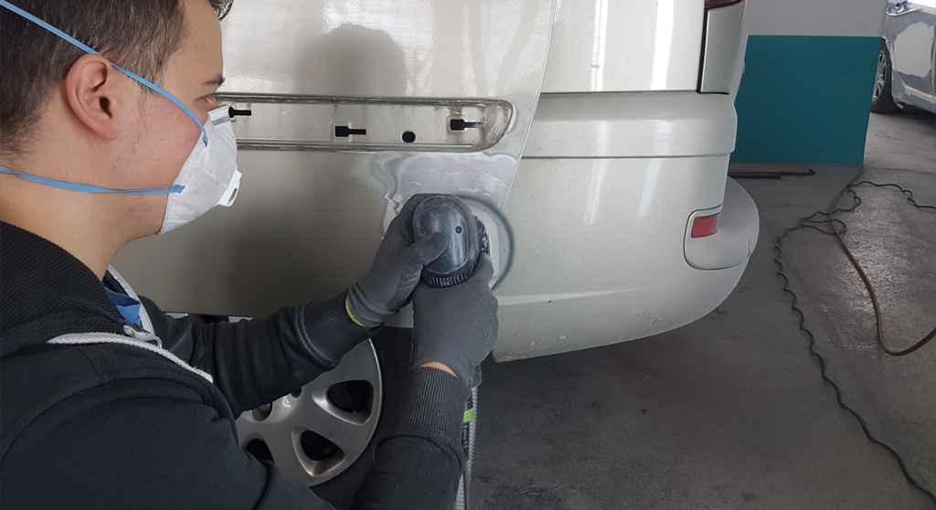 ChipsAway Blechschaden Reparatur