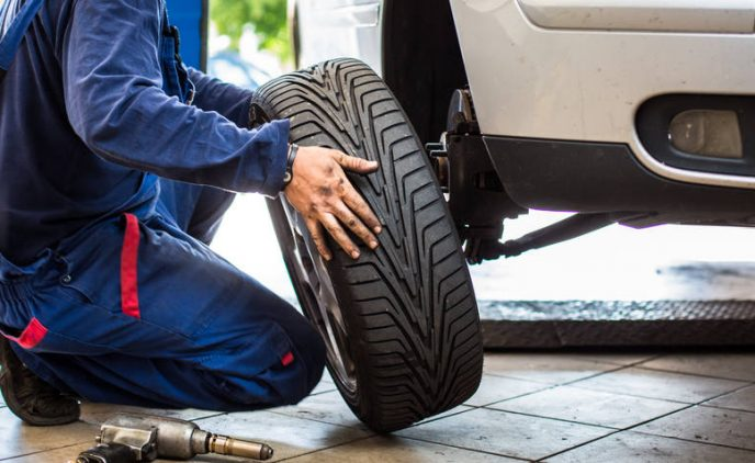 Reifenwechsel - was Sie beachten sollten